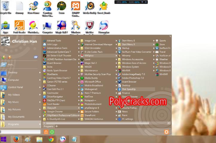 Start Menu X 6 2 Crack Keygen with Activation Code   new