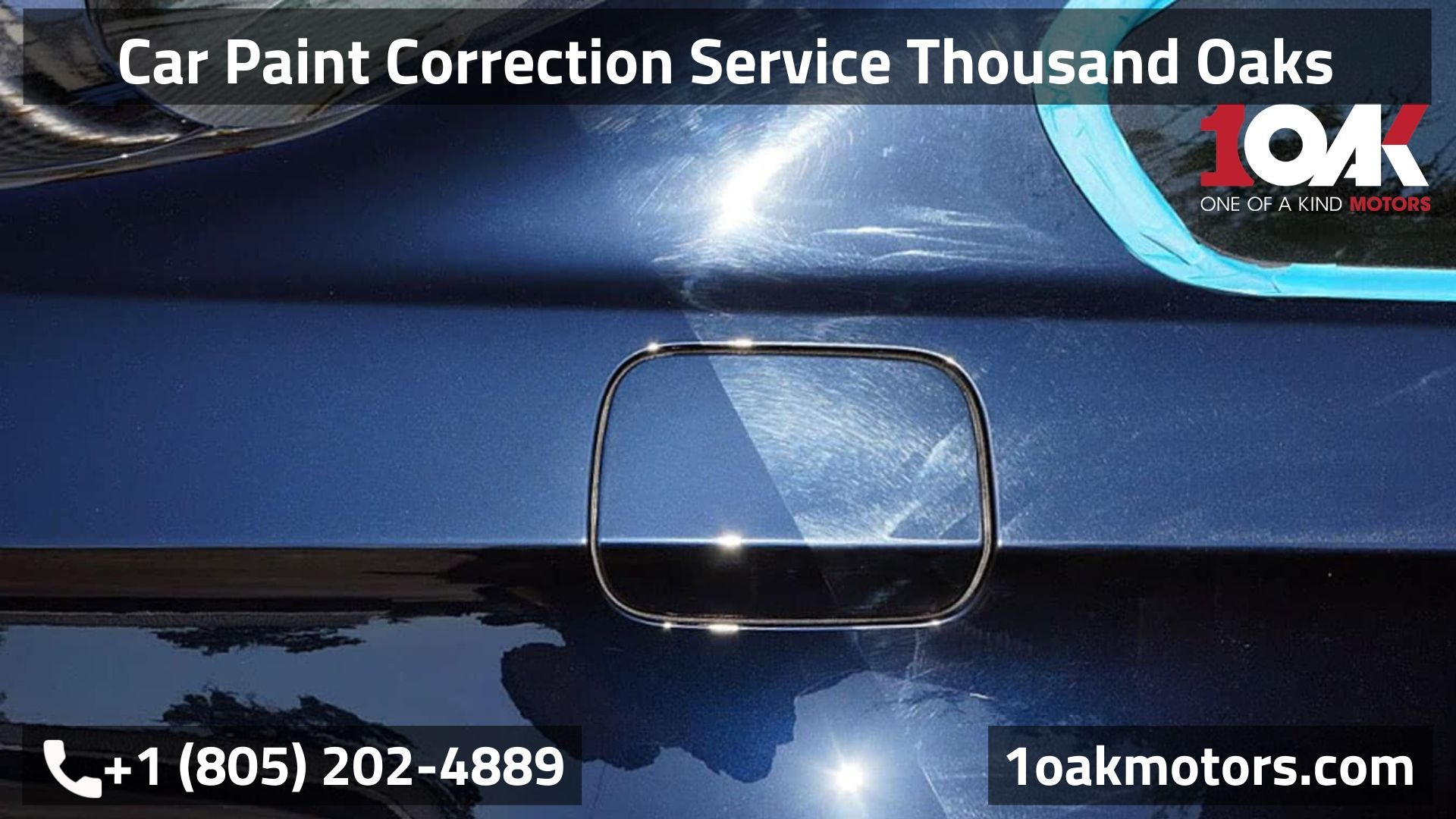 Paint Correction Service Thousand Oaks in 2020 Car