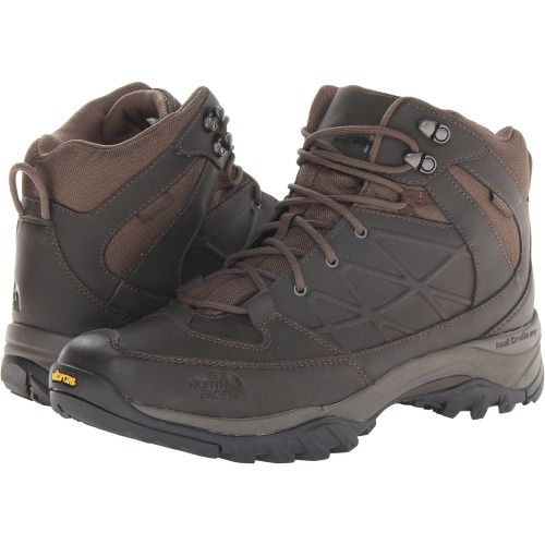 e4a376c84 $120.00 The North Face Storm Mid WP Leather (Coffee Brown/Coffee ...