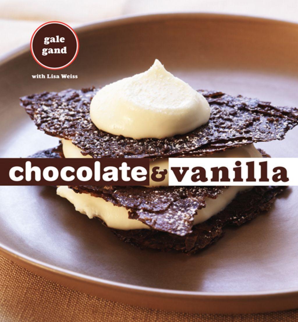 Chocolate and Vanilla (eBook) #pralinecake