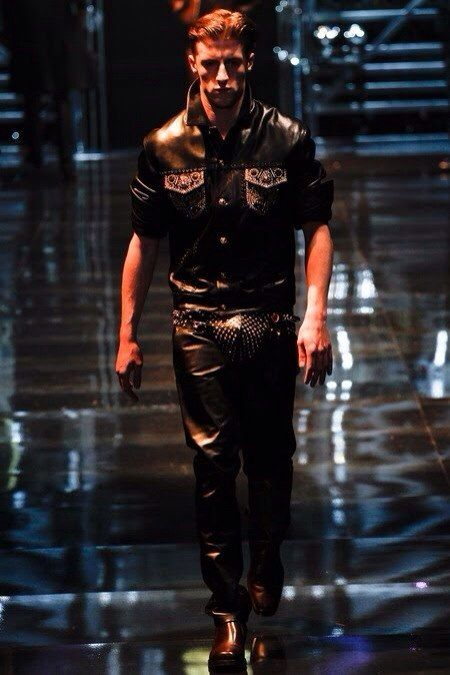 Versace AW 14-15