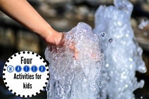 4 Water Activities For Kids | Grandma Ideas - Highlighted at the #HomeMattersParty 48