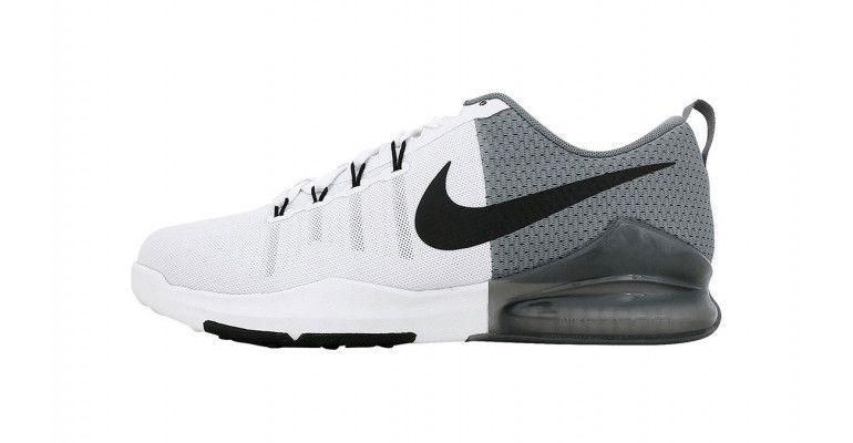 251645addad1 Men s Nike Zoom Dynamic TR Training Shoe - Color  White Black Cool Grey Pure  Platinum (Regular Width) - Size  8