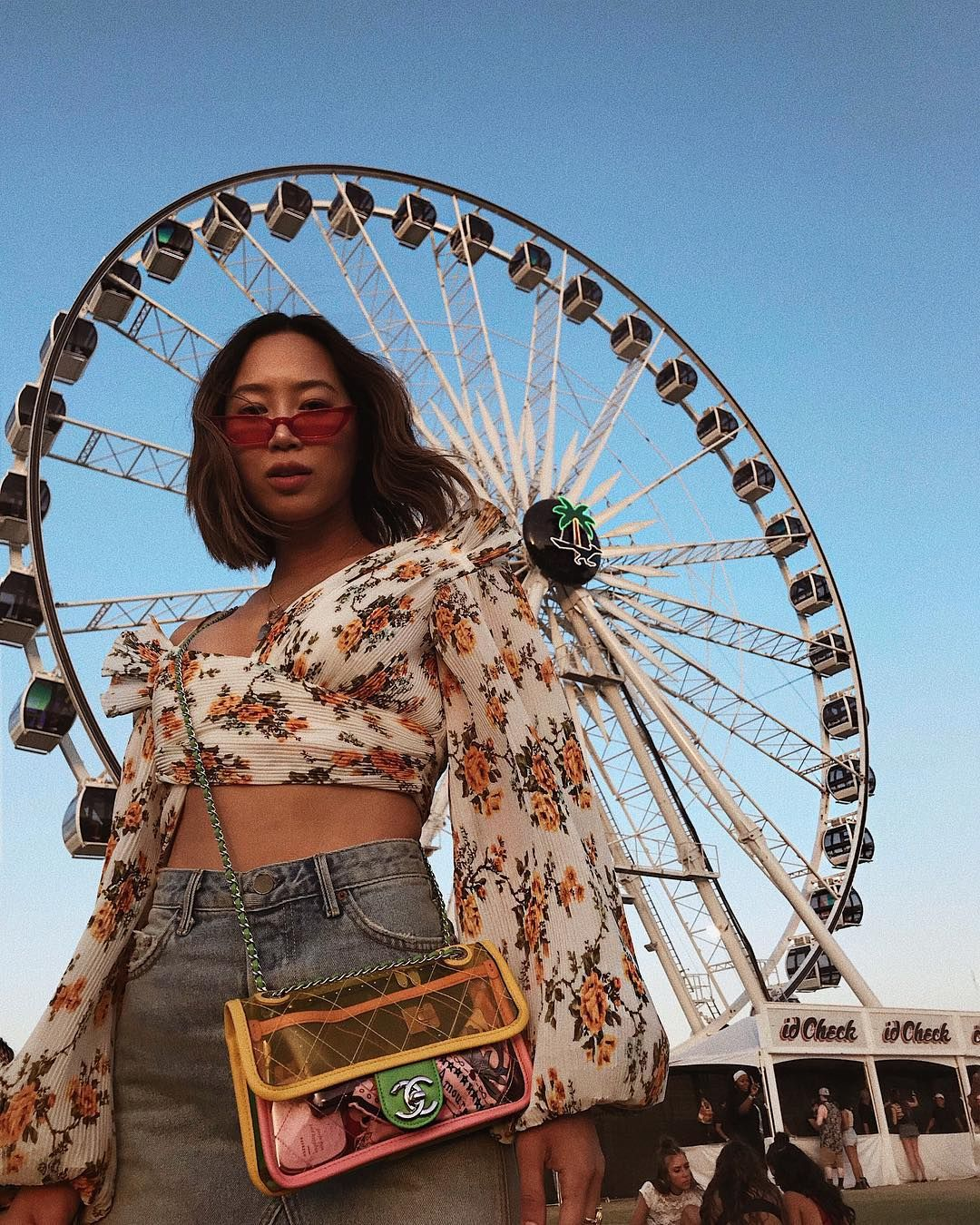 309d8902bb How to stand out in the Coachella crowd | Colors Colors Colors ...