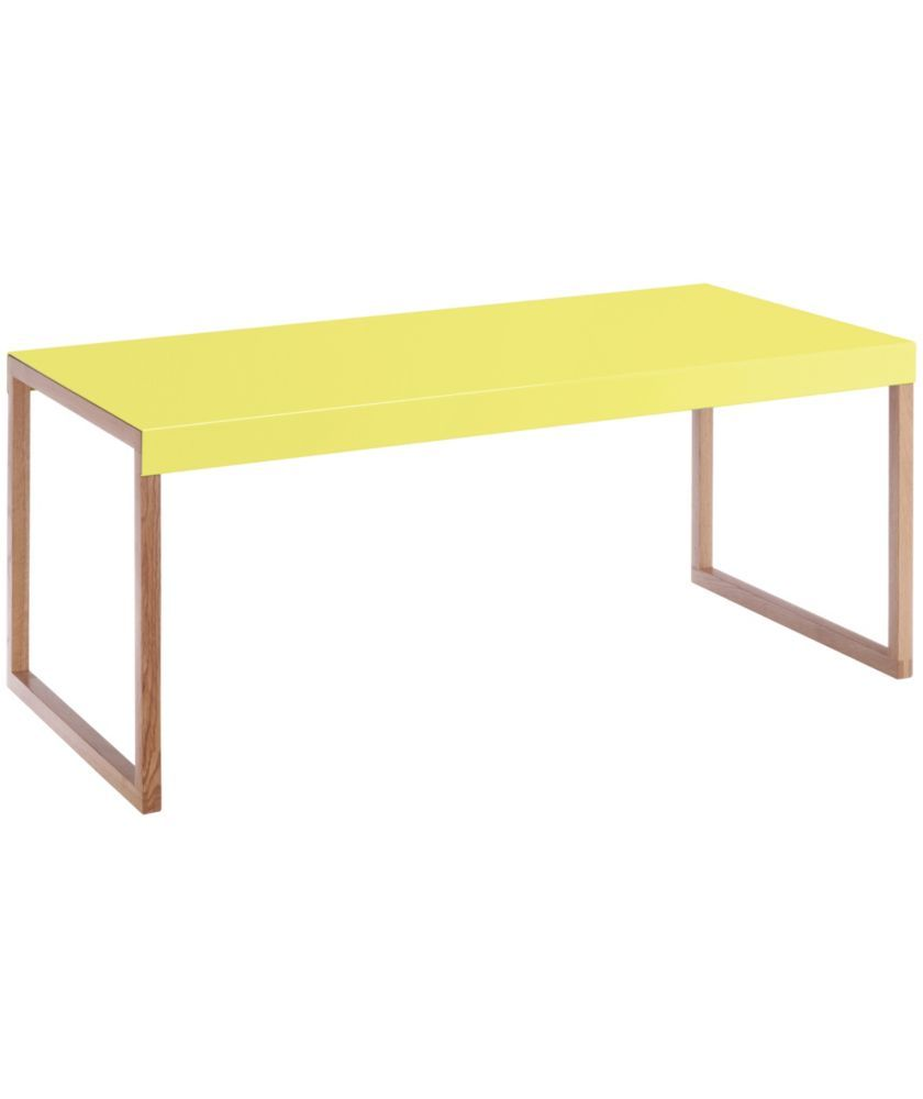 Buy Habitat Kilo Long Coffee Table Yellow At Argos Co Uk Your Online Shop For Dining Tables Long Coffee Tables Coffee Table Table [ 1000 x 840 Pixel ]