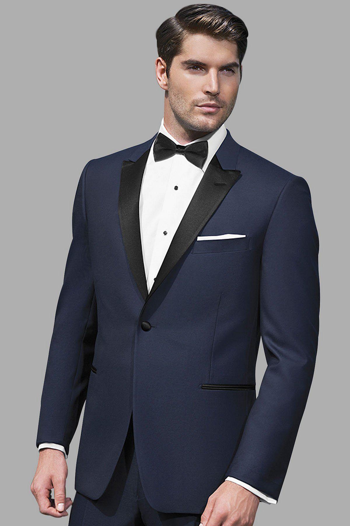 20 Incredible Blue Wedding Tuxedo For Groomsmen Wedding