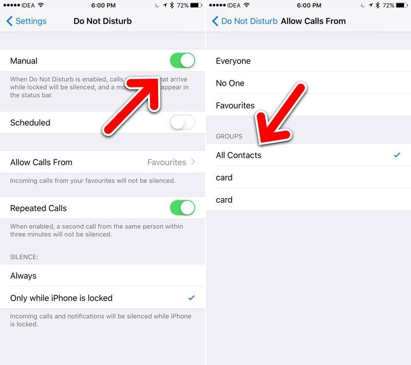 block private calls on iphone how to block calls from unknown callers and no caller id 7943