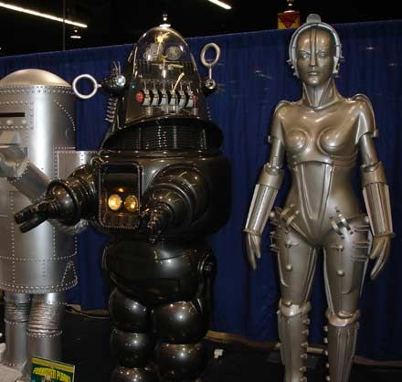 robby the robot - Google Search