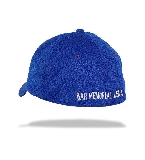 1197a37d9ef Slapshot Charlestown Chiefs War Memorial Mesh Flex Fit Cap CM11YP1UVTH