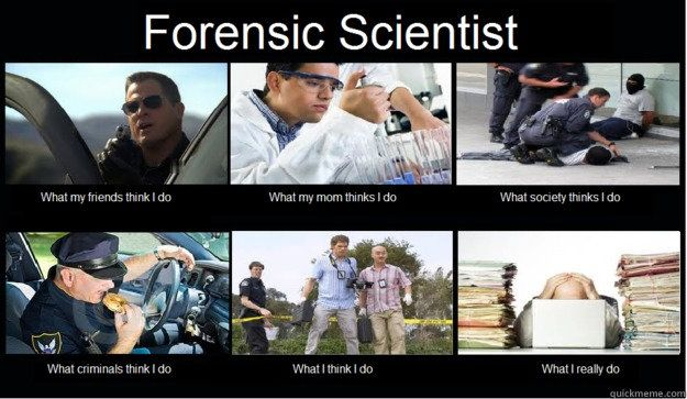Quickmeme The Funniest Page On The Internet Forensic Scientist Forensic Science Major Forensics