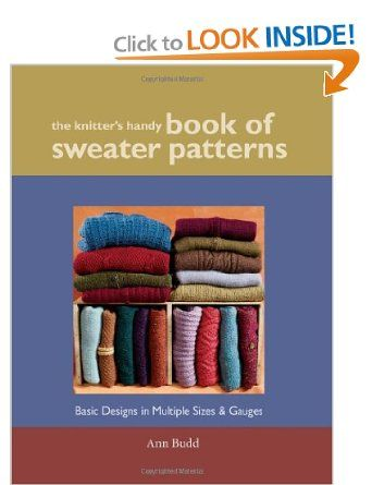 2c32baf69b66a The Knitter s Handy Book of Sweater Patterns