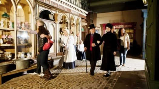 TRAVEL BACK IN TIME AT THE YORK CASTLE MUSEUM York, North Yorkshire