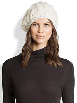 0ec01d83ae1ca Eugenia Kim - Jaime Baby Alpaca Hand-Knit Cabled Beret