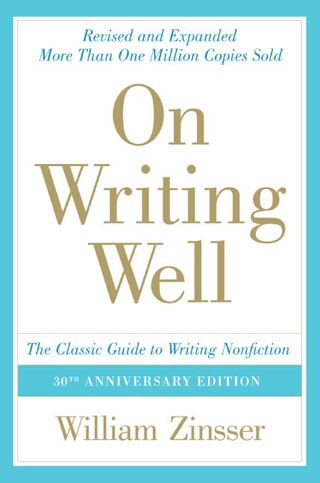 A godsend when it comes to writing proper, structured and good non-fiction.