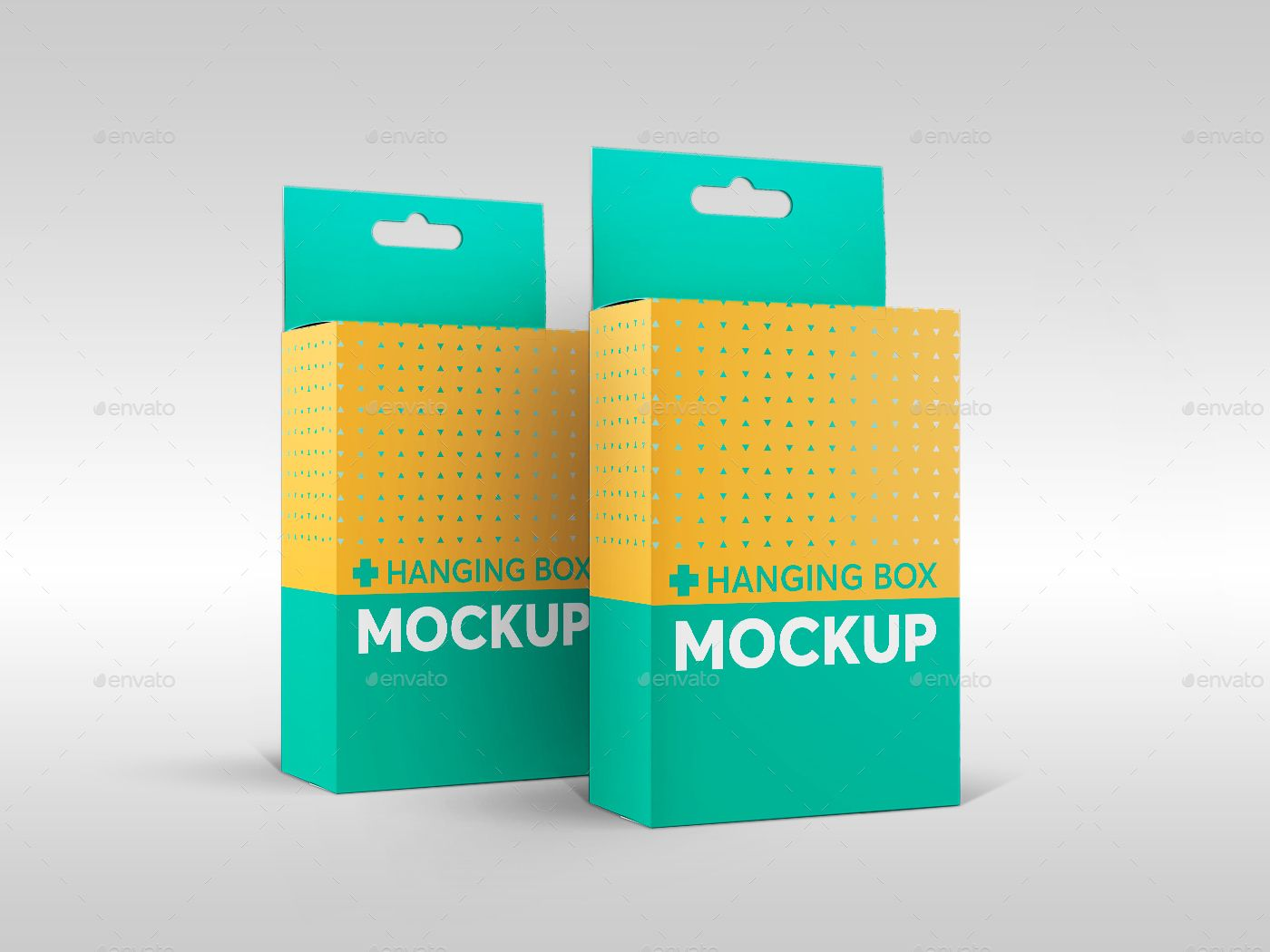 Download Hanging Box Mockups V 1 Hanging Box Mockups Box Mockup Box Packaging Design Mockup