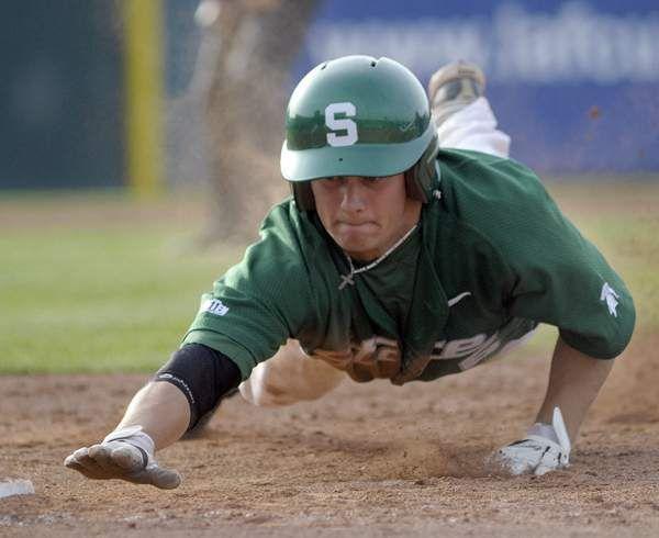 Jordan Keur Leads The Spartans Into The 2012 Ncaa Baseball Tournament Baseball Tournament Detroit News Michigan State Spartans