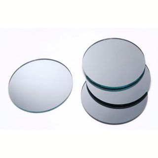 Craft Mirrors 2 Inch Round Mirrors Round Mirrors Glass Crafts Small Round Mirrors