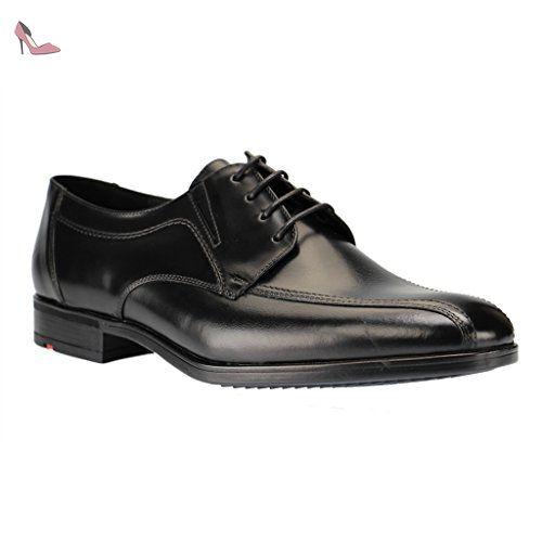 LLOYD KATAN 2586400 hommes Chaussures à lacets, noir 51 EU grande taille -  Chaussures lloyd