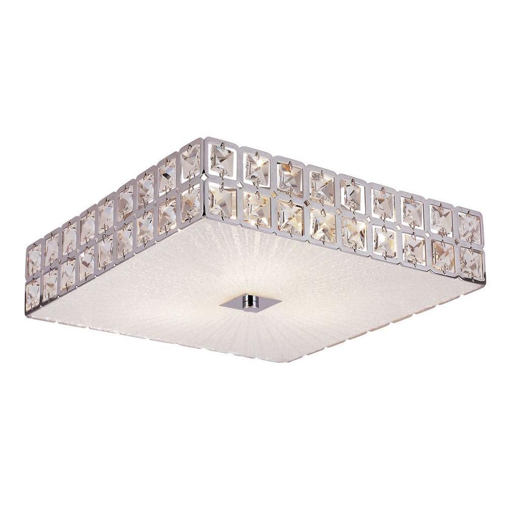 Bel air lighting stewart light polished chrome incandescent