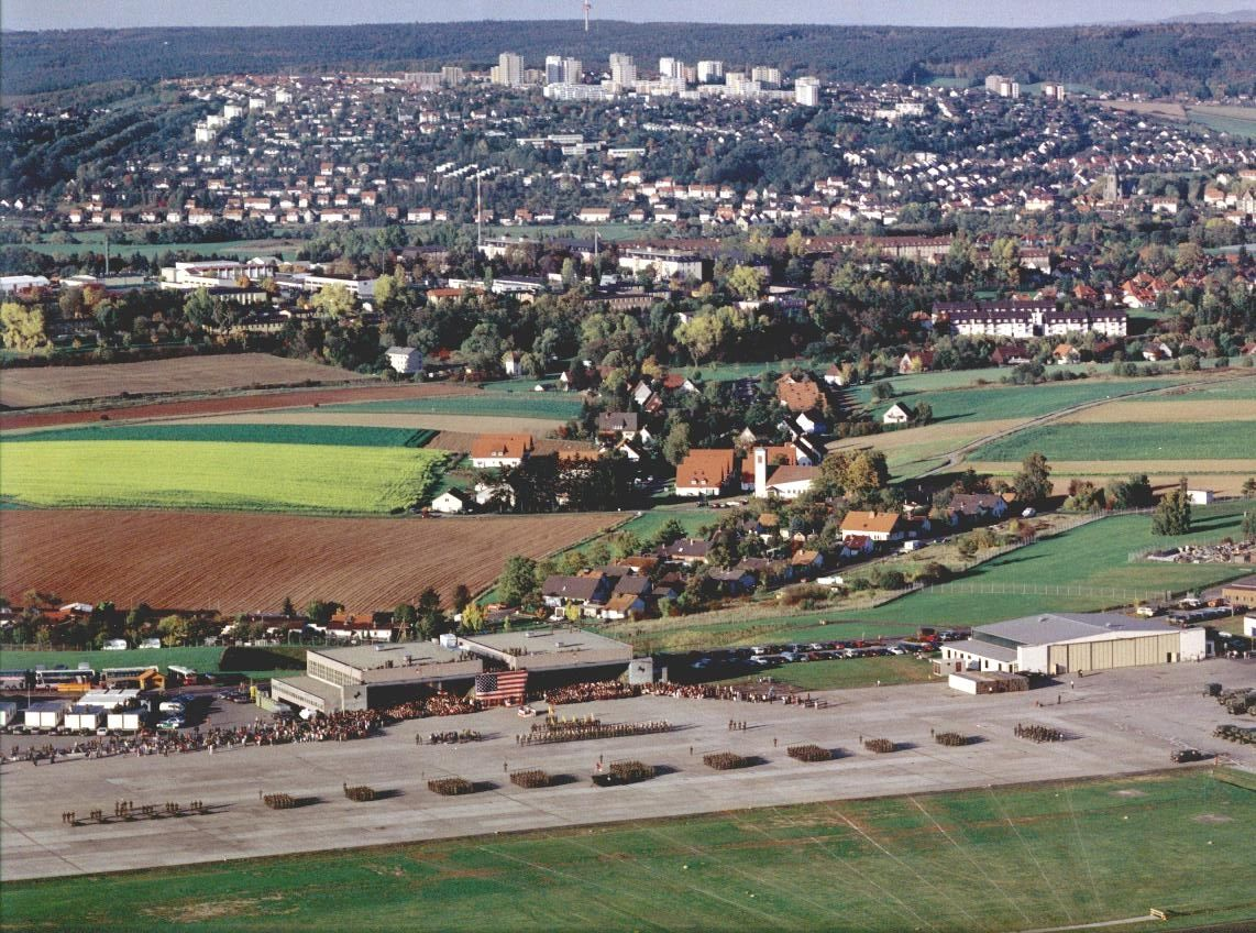 Downs Barracks Fulda Germany Places Ive Been Pinterest - Germany map then and now