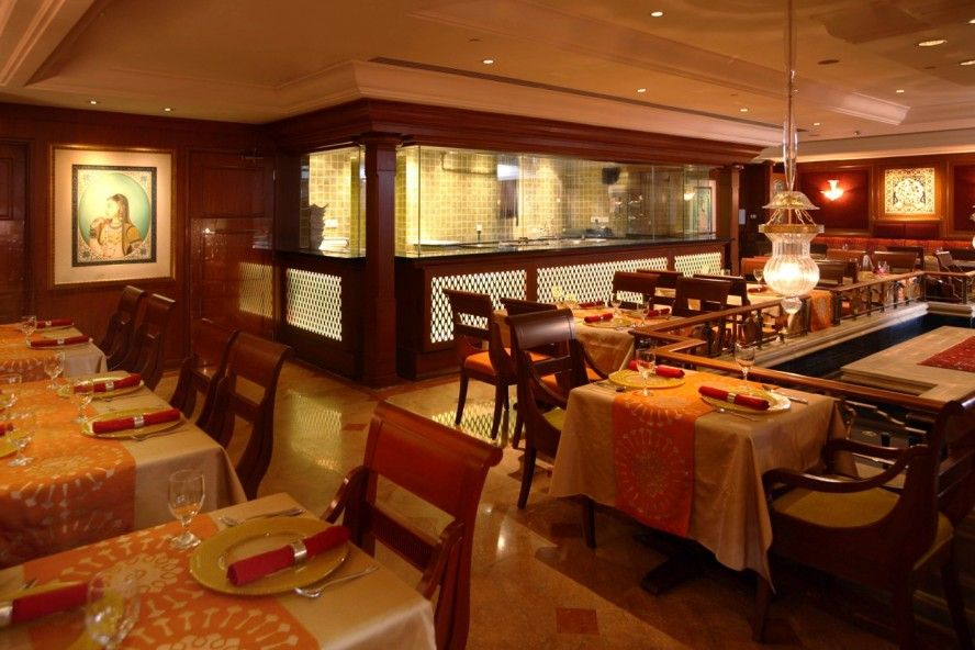 Bon Unique Restaurant Interior For Your Knowledge : Indian Restaurant Interior  Design