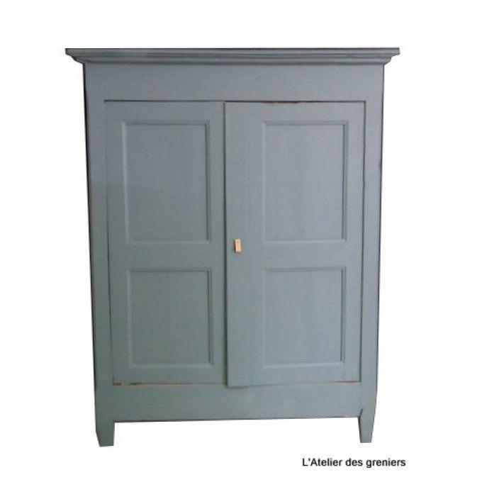 """armoire """"gustave""""  latelierdesgreniers  rangement"""