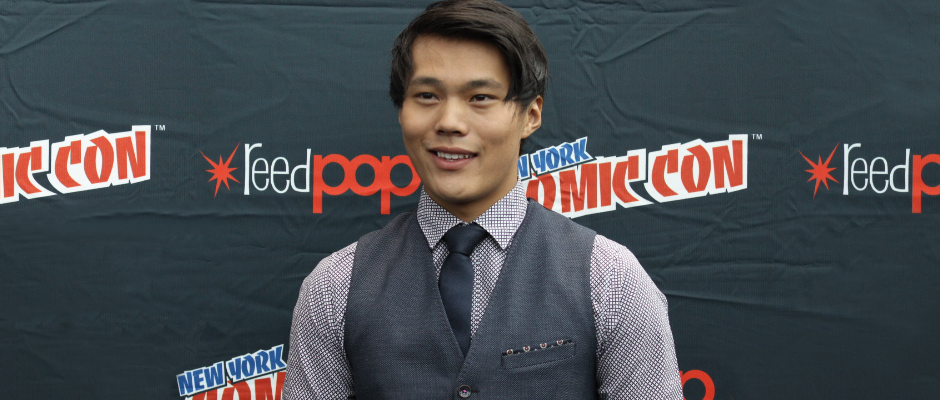 VIDEO John Kim chats TNT's 'The Librarians'! (With images