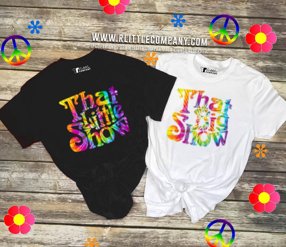 That Big Little Show Custom Unisex Tees S-2XL // Big Little Reveal // Big Little Gift // Sorority Shirt // Big Little Gift #biglittlereveal