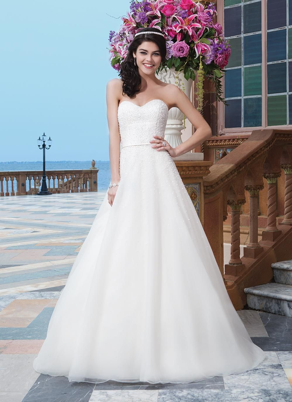 Kleider Preise Sincerity 3845 Wedding Dress 6