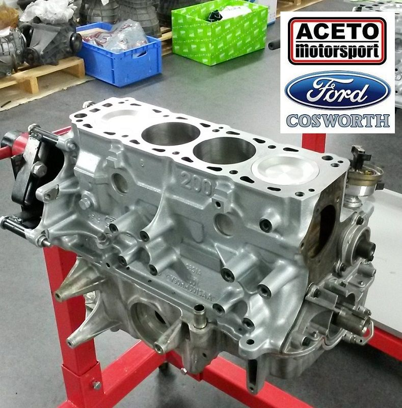 Ford RS Cosworth YB engine rebuild | Engine | Ford rs