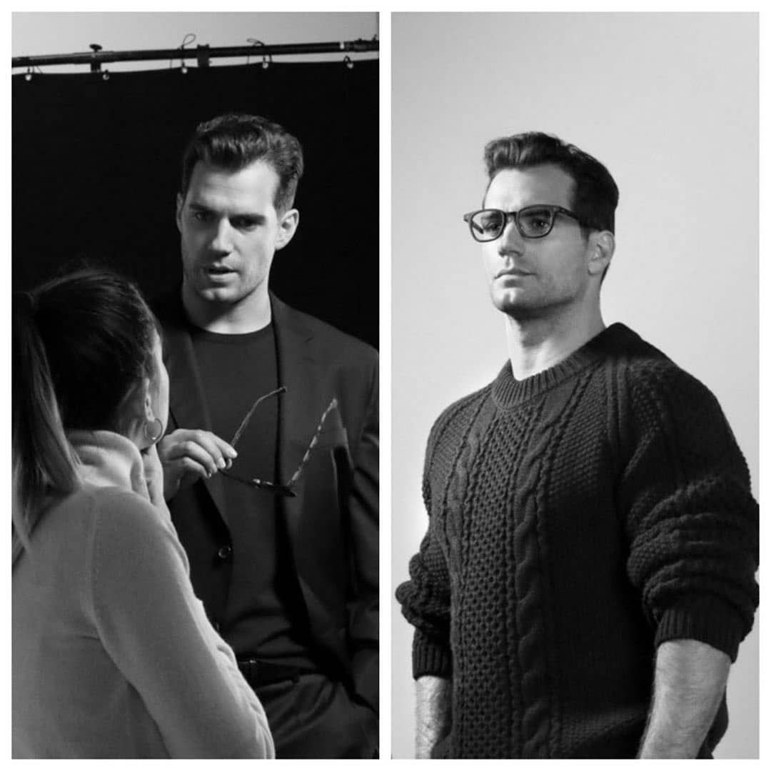 75b1b2e2bb BTS of the Campaign that  henrycavill attended the glasses line Hugo Boss  Eyewear 📷   steph78206  HenryCavill  hugoboss.  henrycavill  superman   HugoBoss   ...