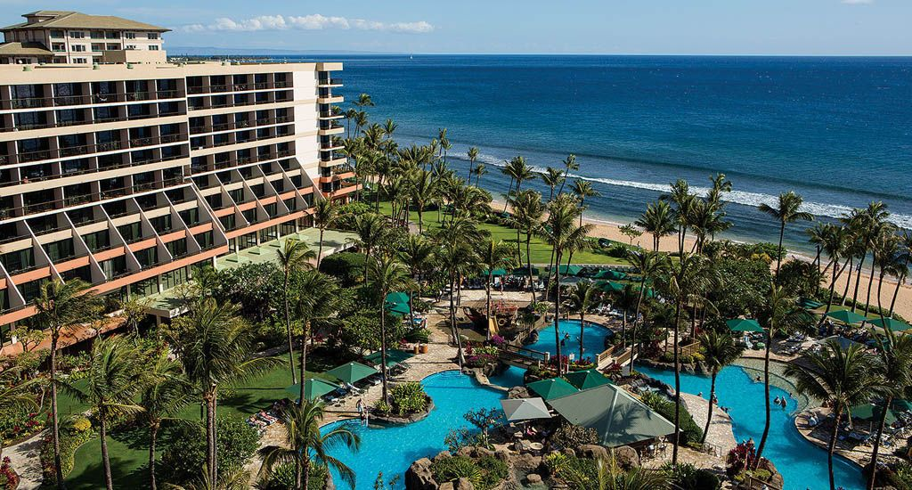 Marriott S Maui Ocean Club Molokai Lanai Towers