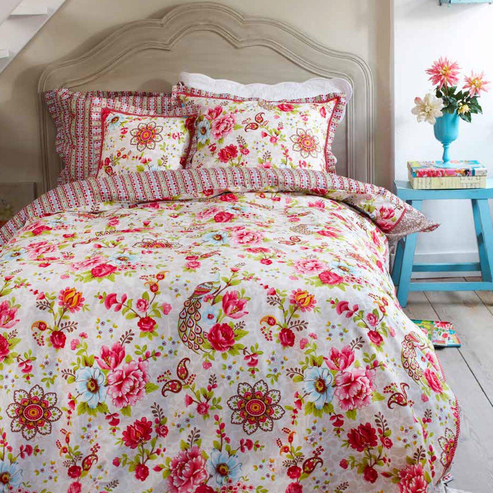 Fundas nórdicas y cojines Pip Studio línea Flowers Mix | Dormitorios ...