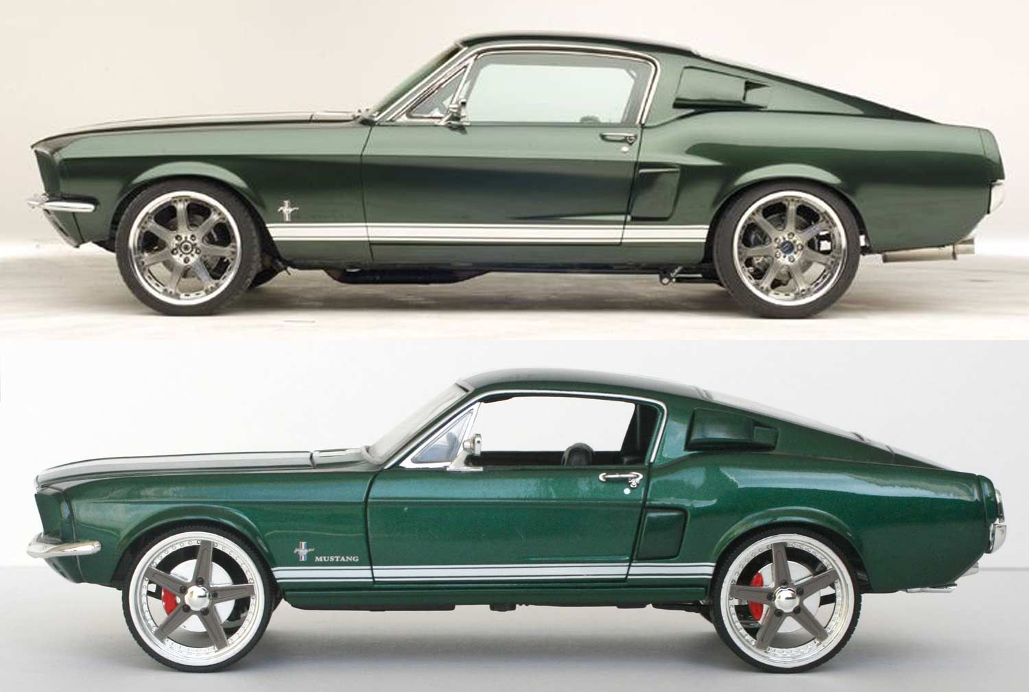 The fast and furious tokyo drift 1967 ford mustang fastback picture