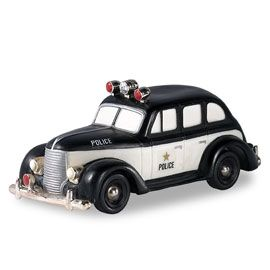 "Department 56: Products - ""1938 Police Car"" - View Accessories  Wish list"