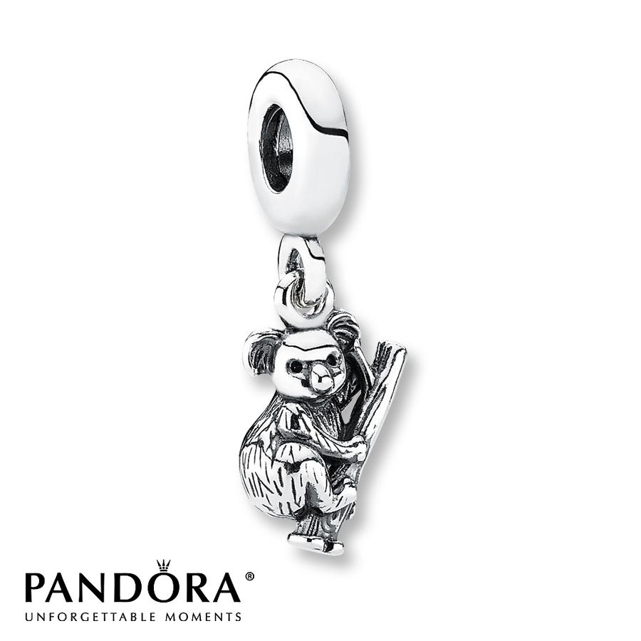 PANDORA DANGLE CHARM KOALA STERLING SILVER Image Result for http