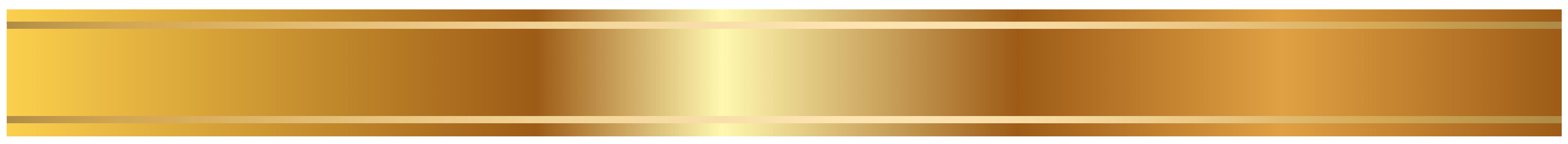 Gold Ribbon Transparent PNG Clip Art Image | Places to ...