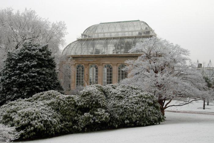pagewoman: « Palm House, Royal Botanic Garden, Édimbourg, Écosse »
