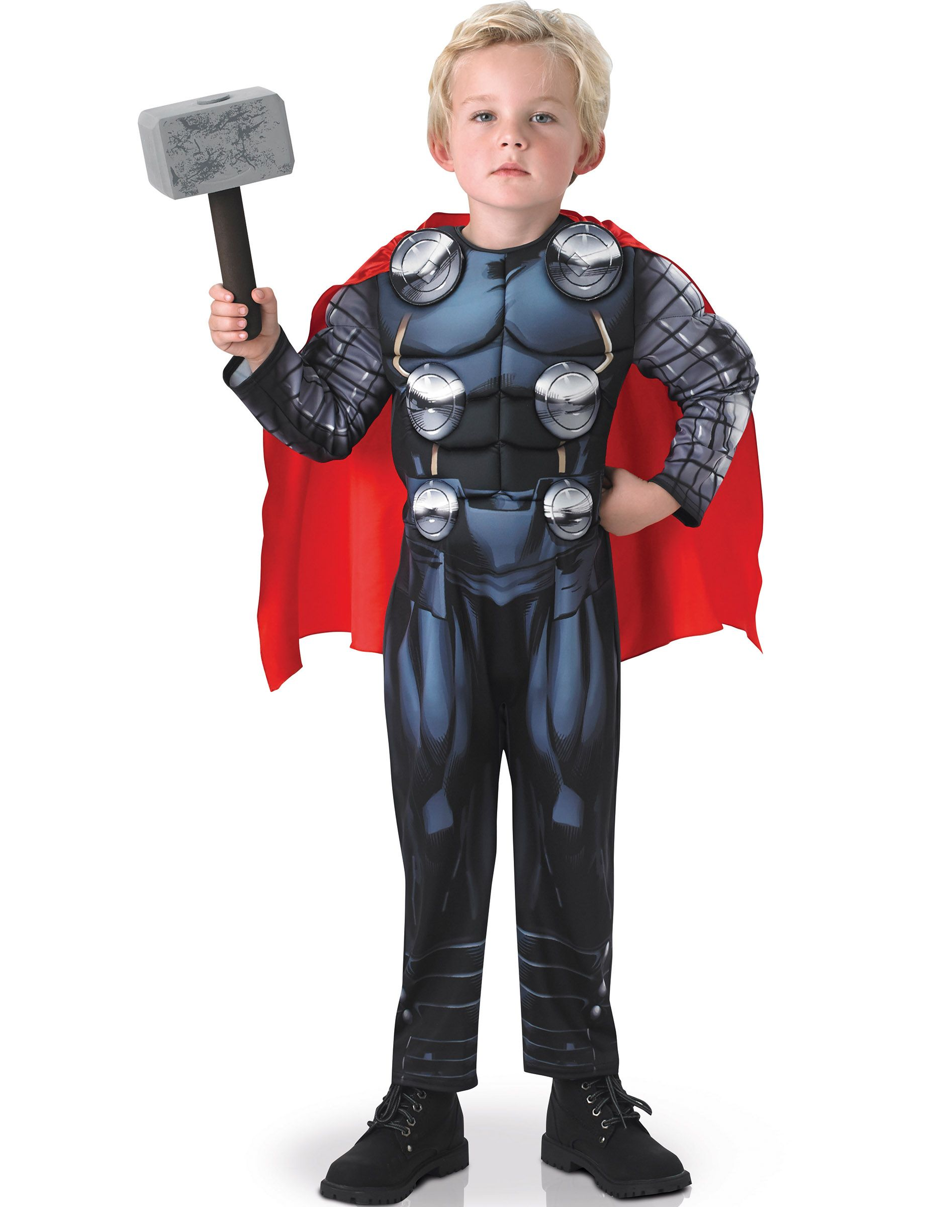 99523b610da4bf Disfarce luxo Thor™ menino - Avengers™ | BERNARDO | Fantasia thor ...