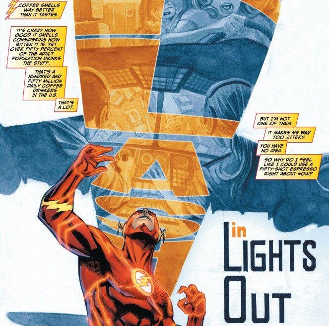 splash page for Flash #3