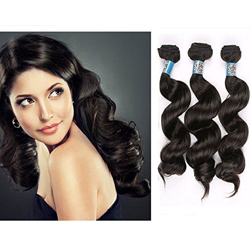 Free Shipping Top Quality 100% Peruvian Human Virgin Hair 3 pcs 18'' 300g Loose Wave Extension Weaves Natural 1B Color Can Be Dyed Myfashionhair http://www.amazon.com/dp/B00PVG9KWC/ref=cm_sw_r_pi_dp_jZPBub1XPG64V