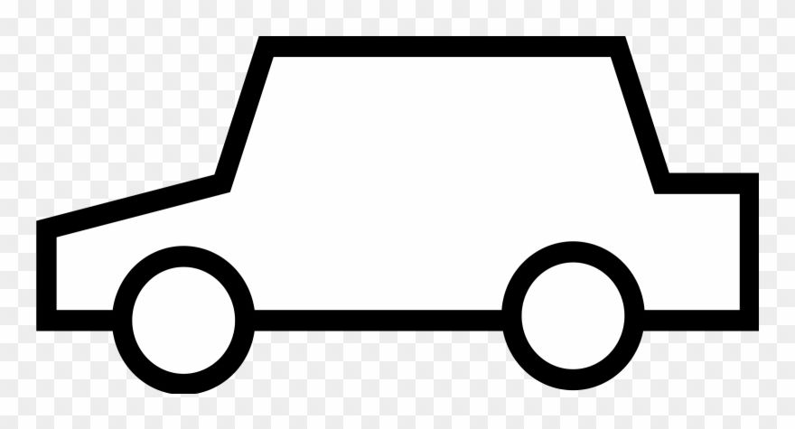 Car Clipart Vehicle Pictures Car Outline Clipart Black And White Png Download 6225 Is A Creative Clipart Clip Art Clipart Black And White Car Pictures