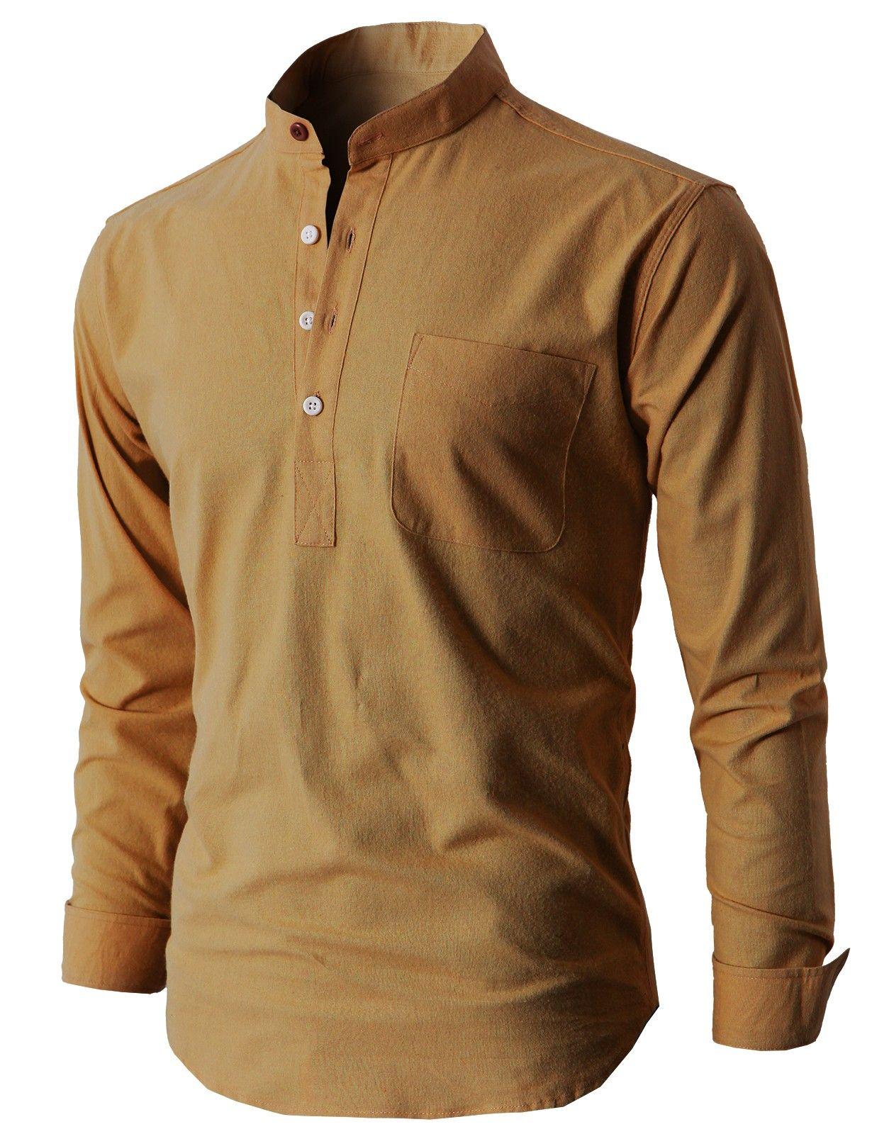Men's Clothing Fine Vintage Dress Mens Shirt Cotton Medieval Renaissance Viking Tunic Long Sleeve Shirts Male Tops Camisas Kurta Men Clothes