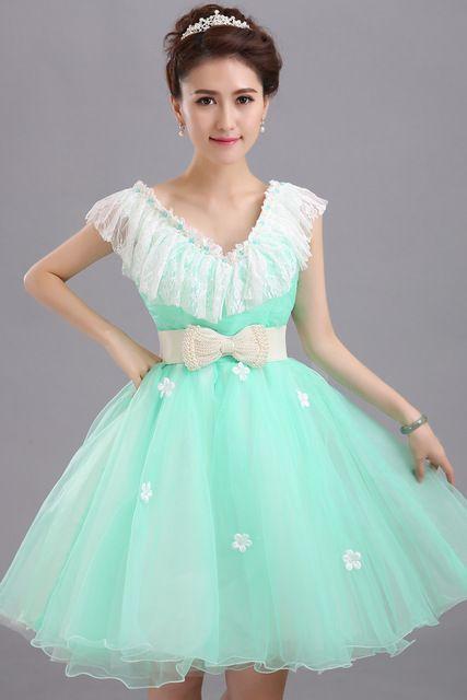 Short Ball Gown Prom Dress,Sweet 16 | Sweet 16, Sweet 16 dresses ...