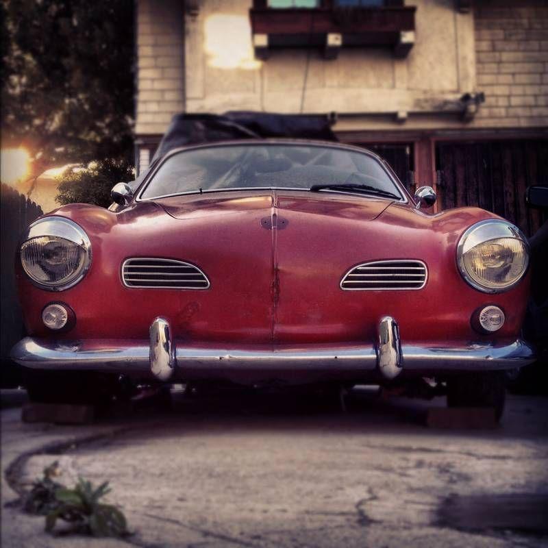 1968 Karmann Ghia rat rod | Hot Rods | Pinterest | Rats, Beetles ...