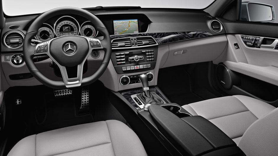CClass C250 C300 C350 C63 AMG Sport and Luxury Sedans