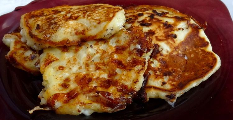 Attractive Lemon Cottage Cheese Pancakes