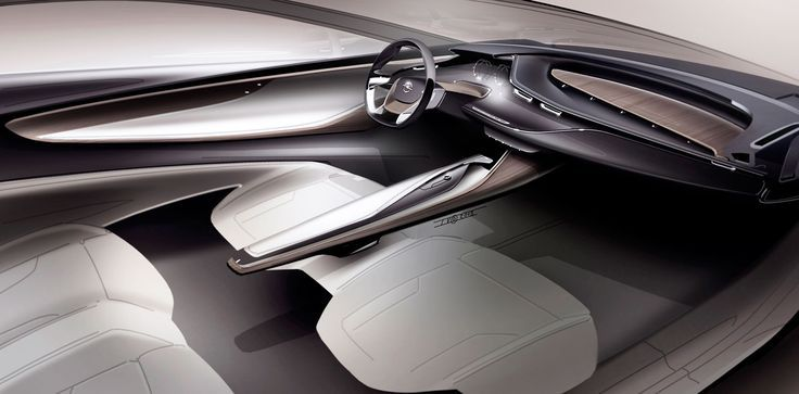 1 photo of 51 for opel monza concept interior
