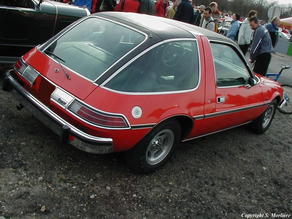 The Amc Pacer My First Car Mine Was Yellow And I Loved It Could