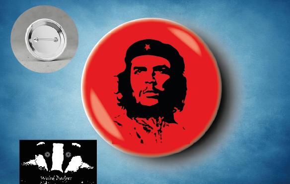 Che Guevara 25mm Pin Button Badge Cheguevara Badge Button Pins Patches